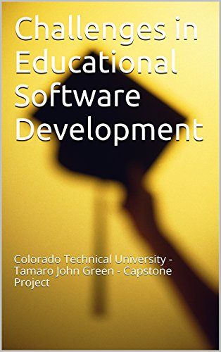 Challenges in Educational Software Development